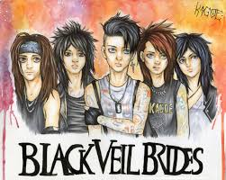 black veil black veil brides by kagoe deviantart on deviantart fan