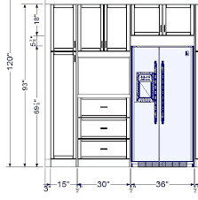 What Is The Standard Height For Kitchen Cabinets Simple Kitchen - Standard kitchen cabinet