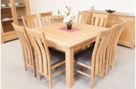 large square dining table seats 16 square dining table seats 8 houzz regarding plan 3 visionexchange co