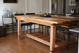 kitchen diy kitchen island ideas with seating saute pans mixers