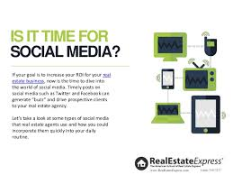 how top selling real estate agents use social media