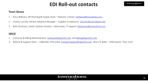 It Support Manager Electronic Data Interchange Ppt Download