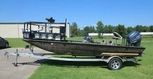 how to build a bowfishing boat ebay