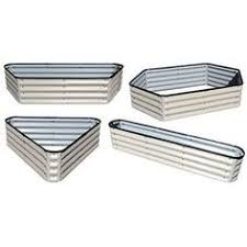 Corrugated Metal Planters by 10 Easy Pieces Metal Window Boxes Galvanized Steel Balconies
