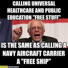 Meme Free - funny bernie sanders memes billionaire bernie sander and politics