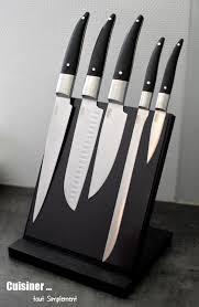 bloc couteau cuisine bloc 5 couteaux aimanté http laguiole attitude com fr