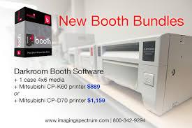 photo booth printers mitsubishi printers darkroom booth bundle save imaging