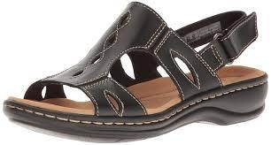 amazon com clarks women u0027s leisa lakelyn flat sandal shoes