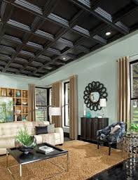 Install Basement Ceiling Ceiling Cheap Ceiling Ideas For Bedrooms Wood Plank Ceiling