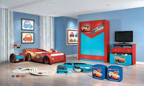 the beautyful interior design in boys bedroom idea with smart