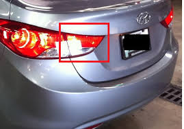 2006 hyundai sonata 3rd brake light replacement hyundai elantra brake light www lightneasy net