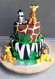 jungle theme cake the cake market this is a jungle themed cake my