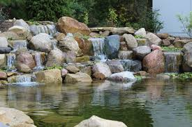 water features ponds and water features mock property services