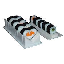 kit cuisine japonaise kit de cuisine japonaise 4 en 1 pour sushi maki deco tendency