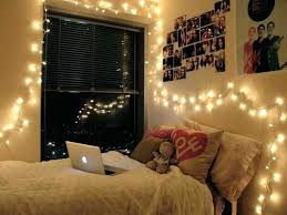 Bedroom With Lights String Of Lights For Bedroom Autour