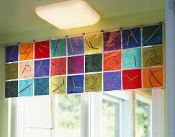 kitchen window valance ideas 3 enhance the window look with