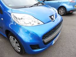 blue peugeot for sale used blue peugeot 107 for sale gloucestershire