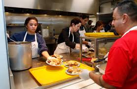 cityteam san jose serves up thanksgiving meals to hundreds