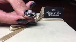 inel logodna aur alb inel logodna aur alb 18k cu diamant lucrat exclusiv manual