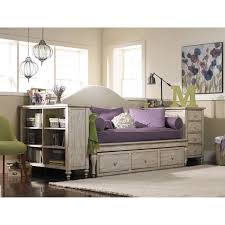 bedroom delightful full size daybed with storage shows appealing