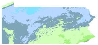 Planting Zone Map Bucks County Pennsylvania Hardiness Zones