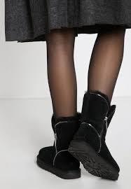 ugg sale zalando lounge ugg florence winter boots black zalando co uk