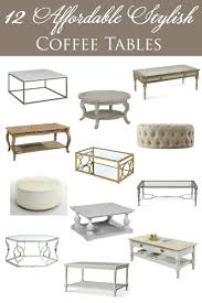 Elegant Coffee Tables by 266 Best Design Coffee Tables Images On Pinterest Cocktail