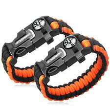cord bracelet kit images 2pcs pack multifunctional paracord bracelet sahara sailor outdoor jpg