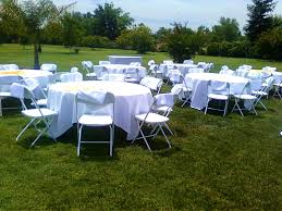 cheap tables and chairs for rent table chair rentals ny party works
