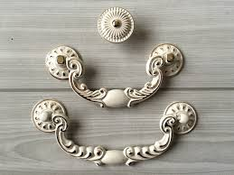 Shabby Chic Drawer Handles by 3 75 5 Shabby Chic Drop Bail Dresser Pull Drawer Pulls Handles