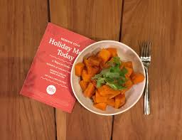 thanksgiving cooking made easy butternut squash recipe
