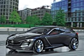 opel england vauxhall opel monza concept driven auto express
