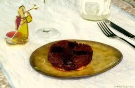 la m馘ecine passe par la cuisine tatin de pommes au foie gras façon arnaud delmontel la médecine