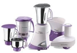 amazon kitchen appliances buy preethi mega magic mg 175 a 600 watt mixer grinder with 4 jars