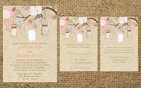 shabby chic wedding invitations 26 stunning wedding invitations