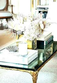 coffee table floral arrangements coffee table arrangements croosle co