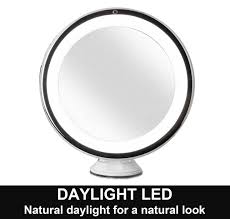 Magnifying Makeup Mirror With Light Best 25 Lighted Magnifying Makeup Mirror Ideas On Pinterest