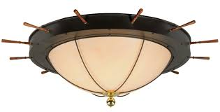 Nautical Outdoor Lights by 140743 Nautical Flush Mount Ceiling Fixture