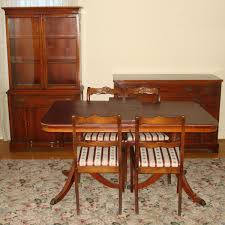 used dining room sets for sale vintage bernhardt dining room furniture alliancemv