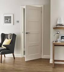 One Panel Interior Door Adorable Interior Shaker Doors With Mix Interior Door Styles