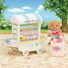 sylvanian families candy wagon toys r us