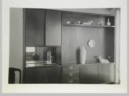 1930 Kitchen by Gruntal V G Interior View Of Nikolai Milutin U0027s Apartment Showing