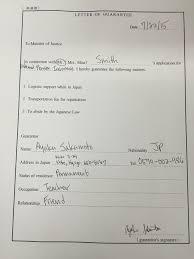 Financial Warranty Letter guarantee letter document thumbnail directors guarantee template