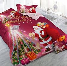 Christmas Duvet Cover Sets Christmas Bedding Duvet Cover Sets Christmastimetreasures Com