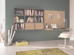 meuble haut bureau meuble bureau pliable idée de maison