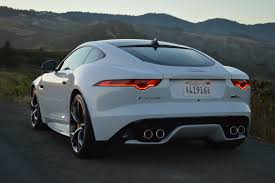 Checkered Flag Jaguar 2017 Jaguar F Type R Coupe Review Car Reviews And News At