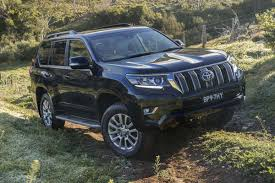 toyota landcruiser prado 2017 revealed in frankfurt car news