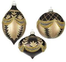 interesting black gold ornaments gallery best idea home design
