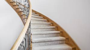what is the standard handrail height for stairs reference com