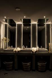 seductive bathroom vanity with lights fixtures design ideas